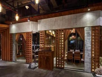 高调奢华的火锅店,吃出工业风!