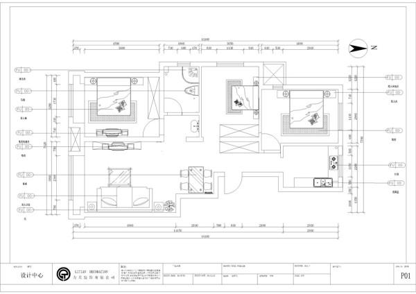 该户型充分尊重业主的隐私,内墙墙壁全框架可调性极高,给予设计师可良好发挥的空间,主人房空间极大,客餐厅留在一起,卫生间干湿分离,辅助空间可以更改为次卧室。