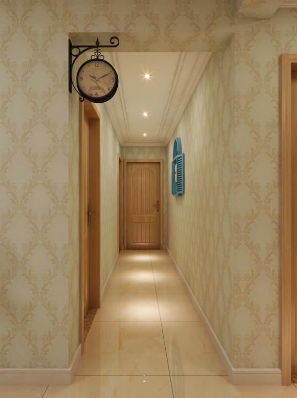 走廊整体装修设计效果
