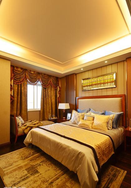 美式 三居 卧室图片来自今朝装饰张智慧在焕然一新的美式三居室的分享