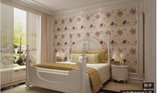 欧式 卧室图片来自西安紫苹果装饰工程有限公司在简欧风格6的分享
