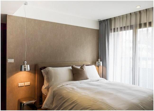 简约 三居 日式 客厅 卧室 收纳 背景墙 卫生间 餐厅 卧室图片来自实创装饰晶晶在治愈系的日式风,靠软装飙升气质的分享