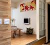 书房设计效果图  港式的质感搭配与现代风格的简单素雅自然,使生活的实用性和对现代文化的追求同时得到了满足。