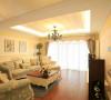 客厅设计要点:自然、色彩浓烈