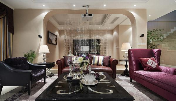 简约 欧式 二居 三居 客厅图片来自北京大成日盛装饰设计在简约 复式 刘工长案例欣赏的分享