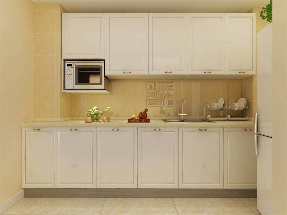 二居 现代 翠景园 厨房图片来自阳光放扉er在力天装饰-翠景园 89㎡的分享