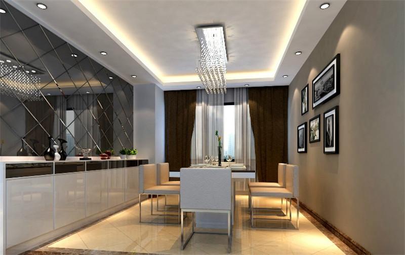 餐厅图片来自湖南名匠装饰在城南故事 现代简约风格的分享