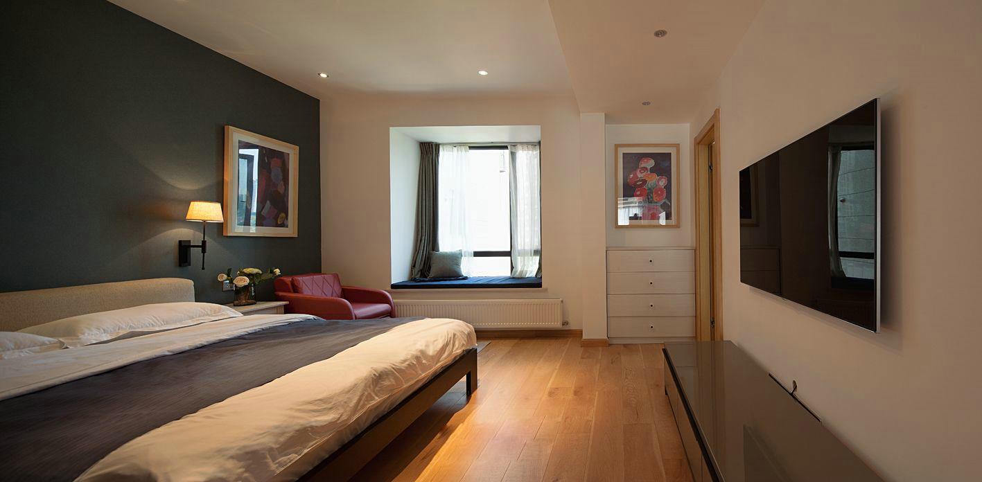简约 三居 卧室图片来自美家堂装饰小刘在木质现代简约风格爱家欣赏的分享