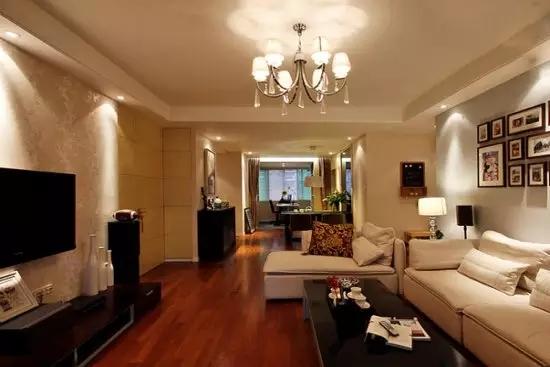 简约 二居 客厅图片来自实创装饰上海公司在简单才是真治愈的分享