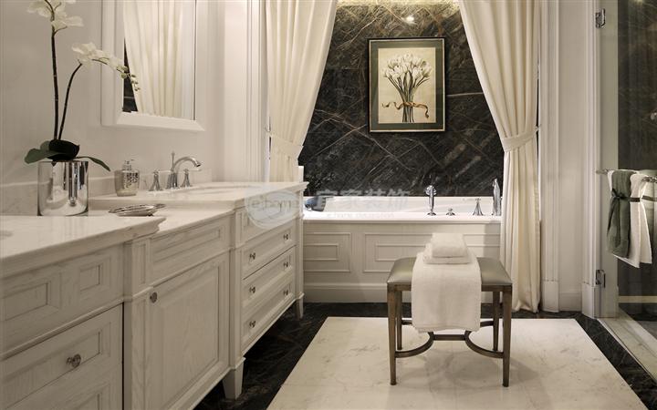 卫生间图片来自沈阳宜家装饰在远洋岦宫混搭风格的分享