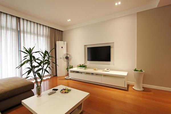 简约 欧式 田园 二居 客厅图片来自北京大成日盛装饰设计在现代 二手房 大成日盛案例欣赏的分享