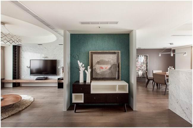 简约 三居 日式 客厅 卧室 收纳 背景墙 卫生间 餐厅 玄关图片来自实创装饰晶晶在治愈系的日式风,靠软装飙升气质的分享