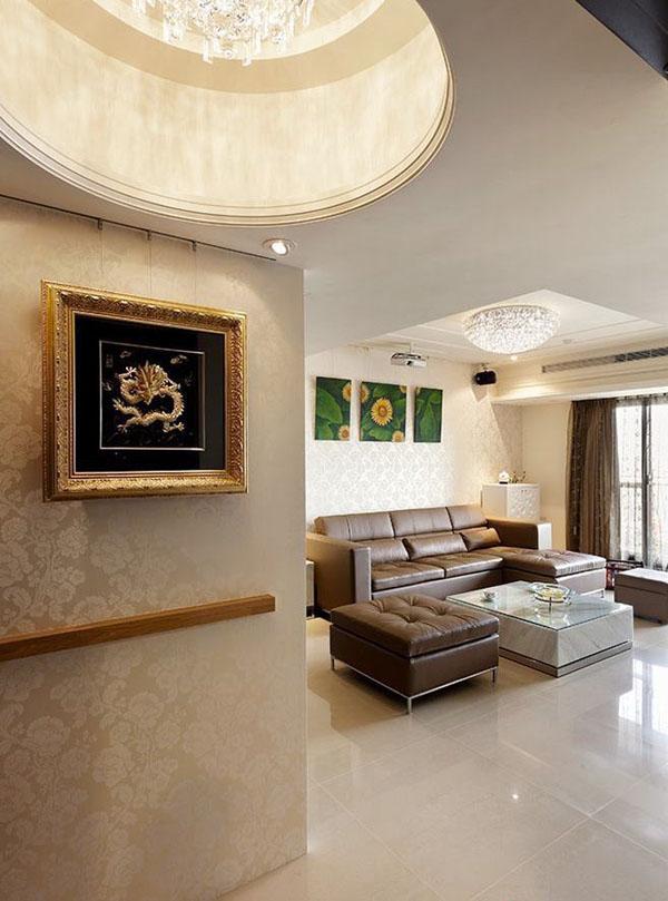 简约 欧式 别墅 客厅图片来自北京大成日盛装饰设计在宜家 别墅 刘工长案例欣赏的分享