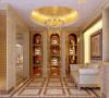 设计理念:结构处理上,原车库做成门厅(原车库改位),增强别墅的大气和私密性。