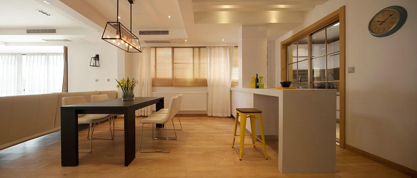 简约 三居 餐厅图片来自美家堂装饰小刘在木质现代简约风格爱家欣赏的分享