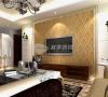 中海雍和简欧风格实景图
