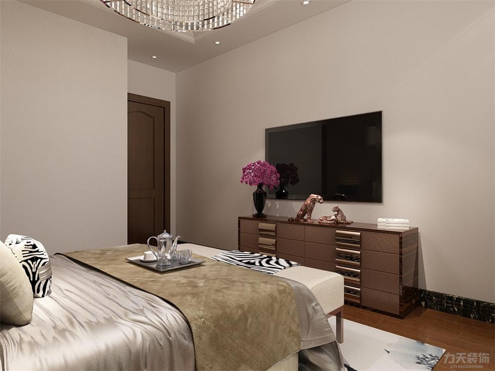 三居 现代 远洋城 卧室图片来自阳光放扉er在力天装饰-远洋城 106㎡的分享