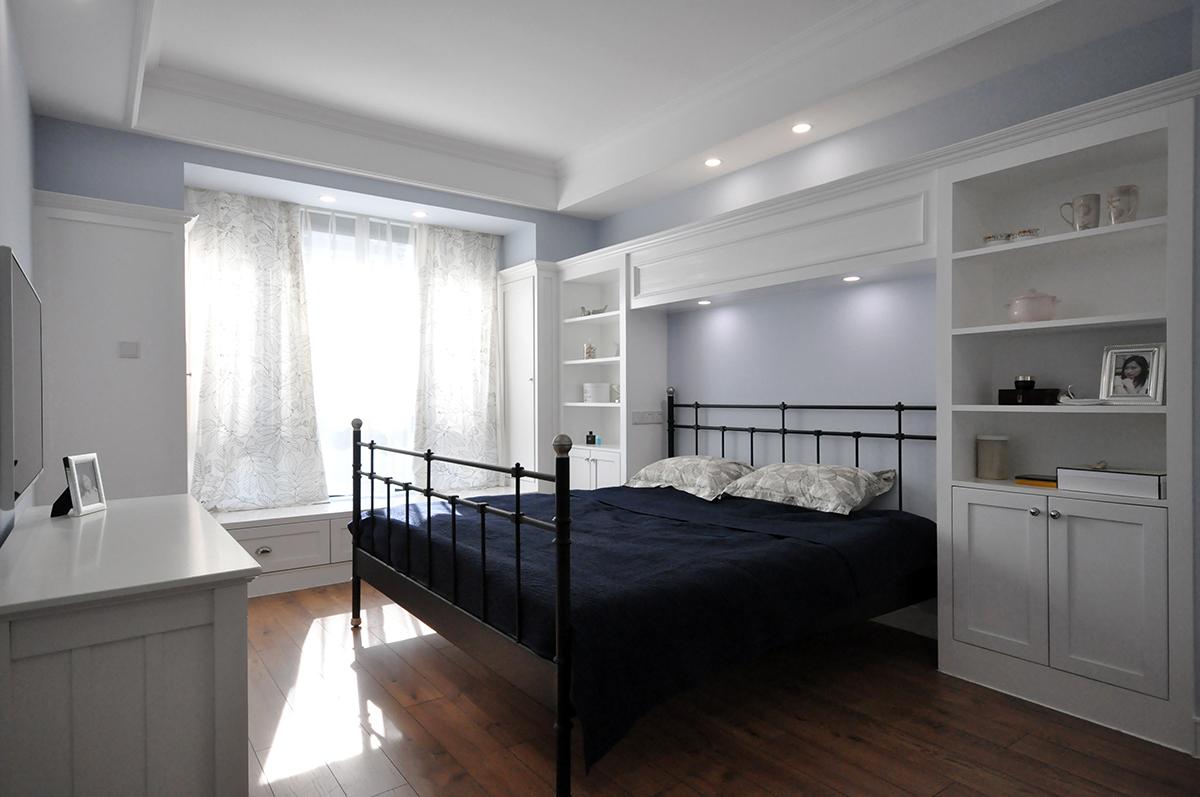 卧室图片来自成都丰立装饰工程公司在当艺术与使用不谋而合的分享
