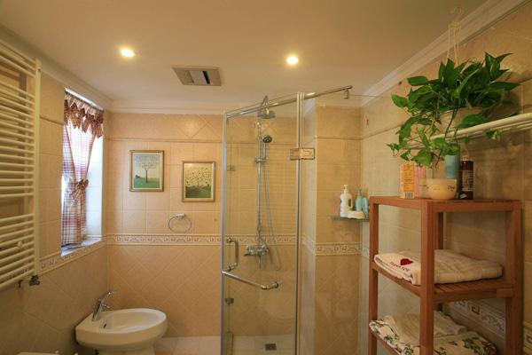 乡村 田园 二居 卫生间图片来自北京大成日盛装饰设计在乡村 二居 刘工长案例欣赏的分享