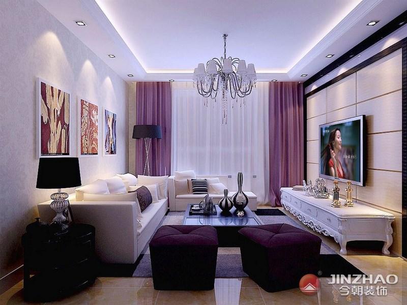 简约 客厅图片来自阿布的小茅屋15034052435在路景苑90平米--现代简约的分享