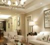 美式简约风格并不追求华丽、高雅。居室色彩主调为温和色。