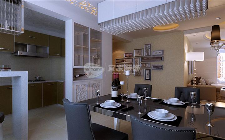 餐厅图片来自沈阳宜家装饰在中海寰宇天下现代风格的分享