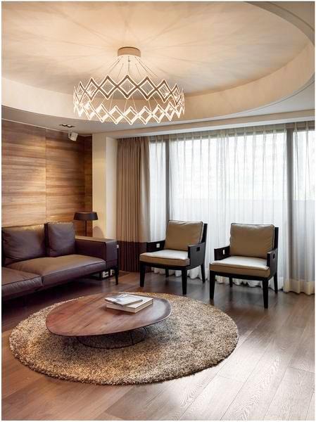简约 三居 日式 客厅 卧室 收纳 背景墙 卫生间 餐厅 客厅图片来自实创装饰晶晶在治愈系的日式风,靠软装飙升气质的分享