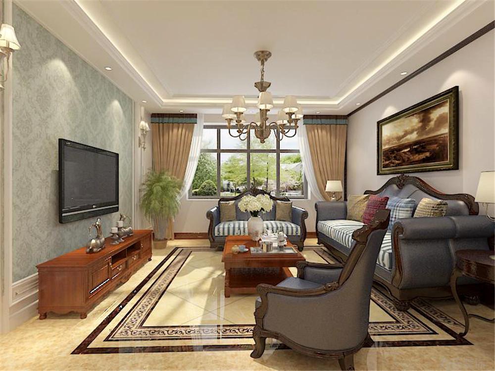 三居 白领 收纳 80后 小资 客厅图片来自阳光力天装饰在力天装饰-雅仕兰庭138㎡的分享