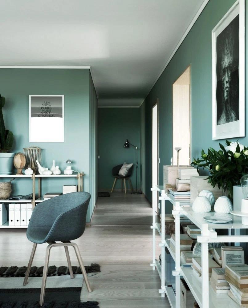 前卫现代 色彩搭配 二居 小资 其他图片来自玉玲珑装饰在李女士绿色有新意的家的分享