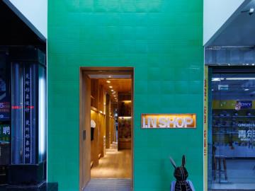 现代风格服装店·小方块大世界!