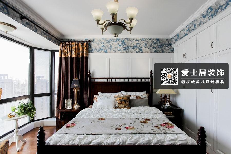 美式 保利西山林图片来自合肥爱士居装饰有限公司谢天恩在保利西山林语的分享