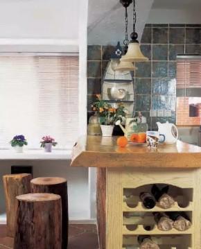 二居 旧房改造 收纳 客厅 地中海 卧室 楼梯 简约 田园 厨房图片来自实创装饰晶晶在地中海风格的分享