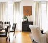 简洁的线条,勾勒出开阔明亮的空间,开放式布局的重要性在客厅得到体现