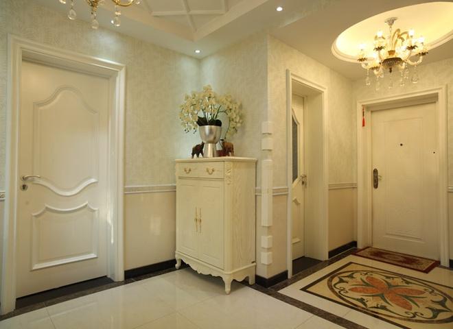 简约 欧式 混搭 三居 白领 80后 小资 龙门镇 其他图片来自成都V2装饰在欧式奢华风格 100平米三居室的分享