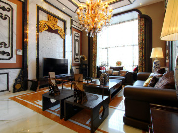北京院子精品中式别墅设计案例