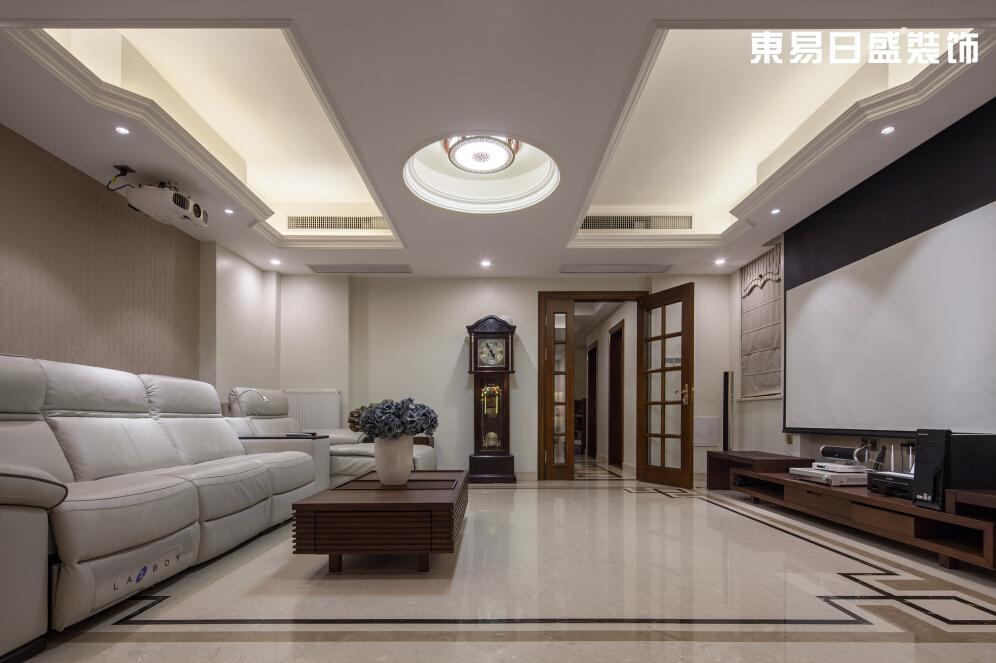 新古典 浪漫 别墅 小资 其他图片来自武汉东易日盛在万科红郡-新古典-王斌的分享