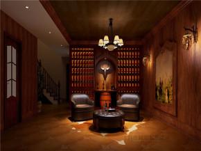 简美 别墅 红杉溪谷 客厅 80后 其他图片来自沙漠雪雨在567平米简约美式风贵气平衡之美的分享