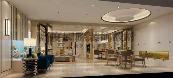 【高清】中德英伦联邦155㎡—成都高度国际装饰设计