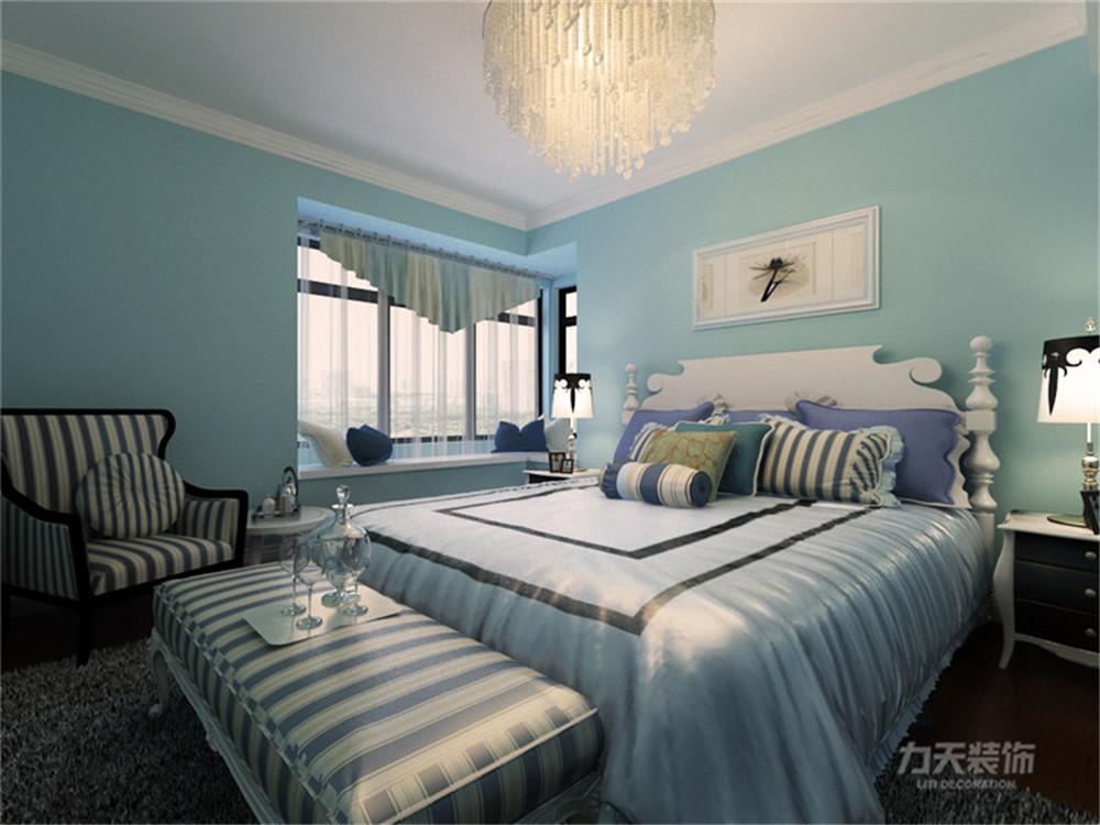 白领 收纳 80后 小资 卧室图片来自阳光力天装饰在力天装饰-童年河 113㎡的分享