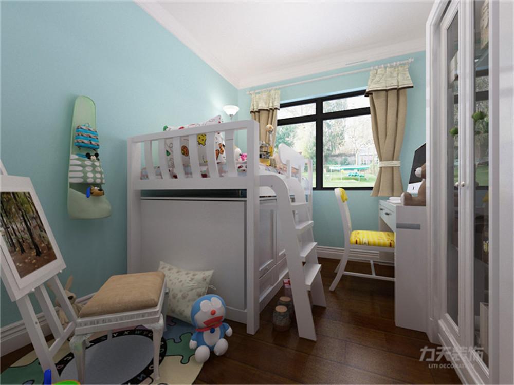 白领 收纳 80后 小资 儿童房图片来自阳光力天装饰在力天装饰-童年河 113㎡的分享