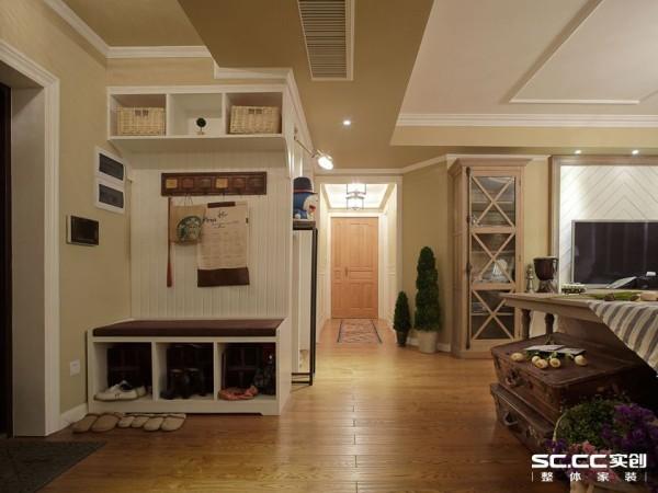 设计 理念 玄关柜美美的 主材 说明 地板:东洋铭木 乳胶漆:丹麦福乐阁
