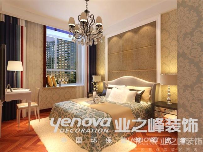 卧室图片来自太原业之峰诺华装饰杨丽茹在欧式的分享