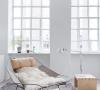哥本哈根:软工业精致内饰公寓