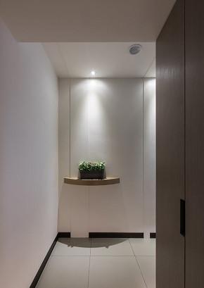 简约 三居 现代 舒适 白领 80后 小资 玄关图片来自成都V2装饰在清新质朴简约三居的分享