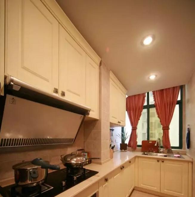 荣盛华府 廊坊装修 燕郊装修 复式装修 欧式设计 厨房图片来自小户型装修案例在欧式风格设计的分享