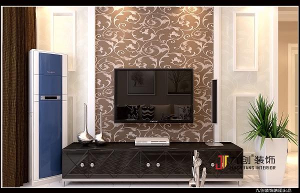 创意沙发背景  客厅装饰材料与色彩设计,为现代风  格的室内效果提供了空间背景。首先  ,在选材上用了石材、木材、面砖等  天然材料,材料之间的结构关系完美   统风格的高度技术的室内空间气氛
