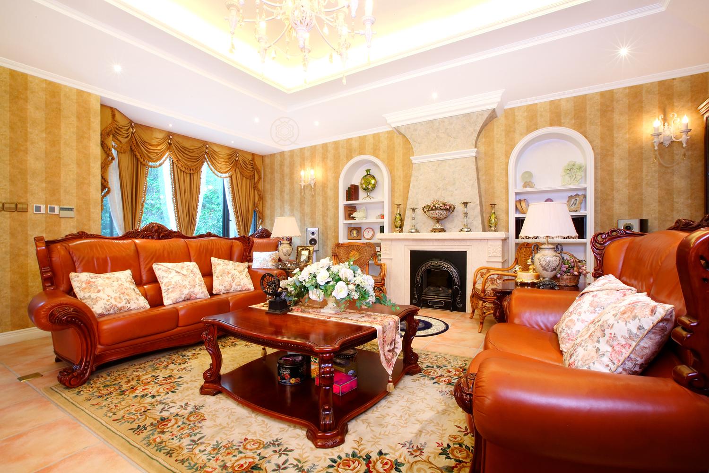 别墅 客厅图片来自陈秋汐在宁静的彩色家园的分享