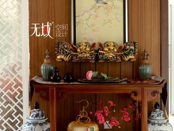 名佳花园中式风格设计案例