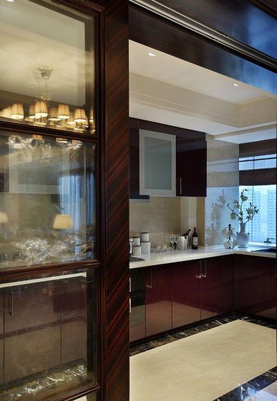 简约 田园 二居 三居 新古典 白领 80后 小资 厨房图片来自成都V2装饰在新古典欧式风格 低调奢华三居室的分享