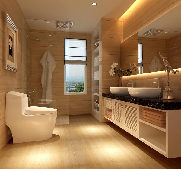 生活家装饰--徜徉集130平米欧式新古典风格卫生间装修效果图